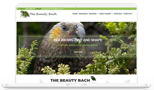 The Beauty Bach: Business IT South